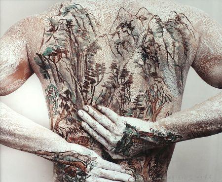 Photography Yan - Chinese Shanshui Tattoo