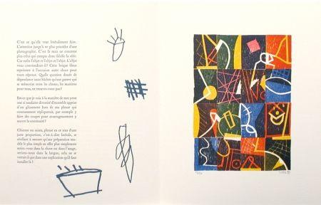 Illustrated Book Voss - Choses graduellemnt bang