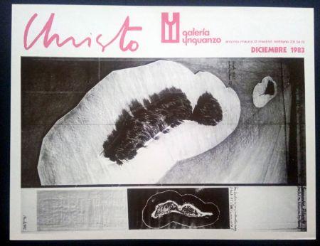 Poster Christo - Christo - Galeria Ynguanzo 1983