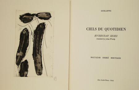 Illustrated Book Debré - Ciels du quotidien