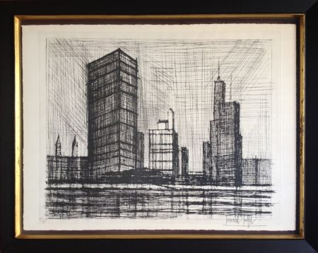 Etching Buffet - Cityscape