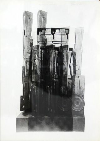 Multiple Nevelson - Clowns' Houses