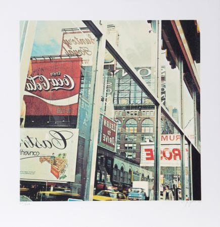 Screenprint Yao - Coca-Cola