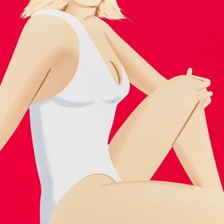 Screenprint Katz - Coca Cola Girl 7 (Portfolio of 9)