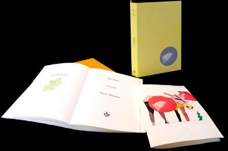 Illustrated Book Telemaque - Codex