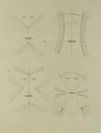 Etching Brauner - Codex d'un visage