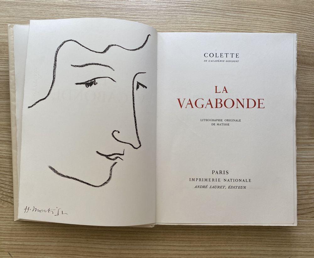 Illustrated Book Matisse -  Colette