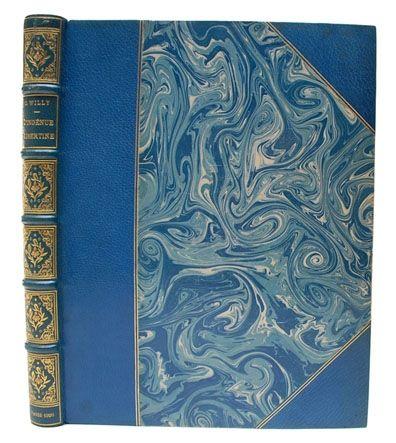 Illustrated Book Icart - Colette - L'Ingénue libertine - eaux-fortes de Louis Icart