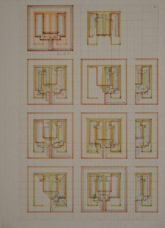 Monotype Gerstner - Color Lines CL 21C