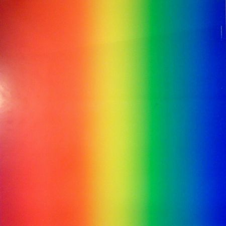 Screenprint Alviani - Colore