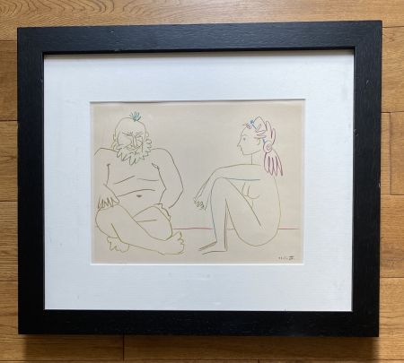 No Technical Picasso - Comédie Humaine 27/1/54.XIV