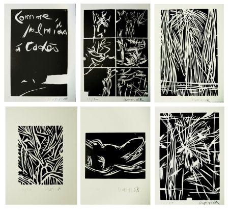 Illustrated Book Huftier - Comme Palmiers à Cadès