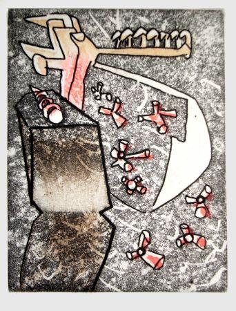 Illustrated Book Matta - Comme un semis de lacunes
