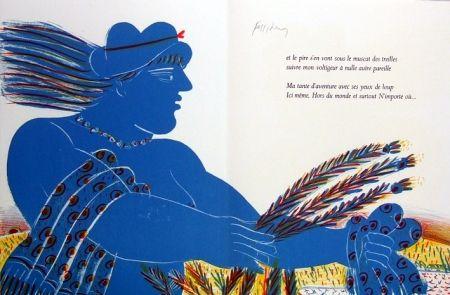 Illustrated Book Fassianos - Commediante