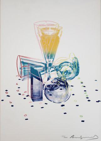 Screenprint Warhol - Committee 2000 (FS II.289)