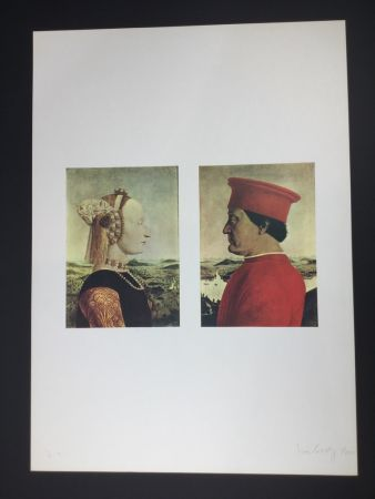 Multiple Parmiggiani - Complete Folder with 10 Artworks