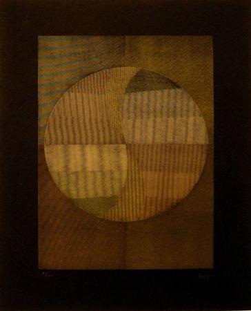 Screenprint Sempere - Composición 1