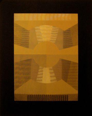 Screenprint Sempere - Composición 3