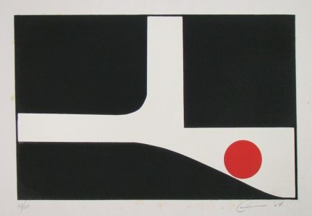Lithograph Don - Composition