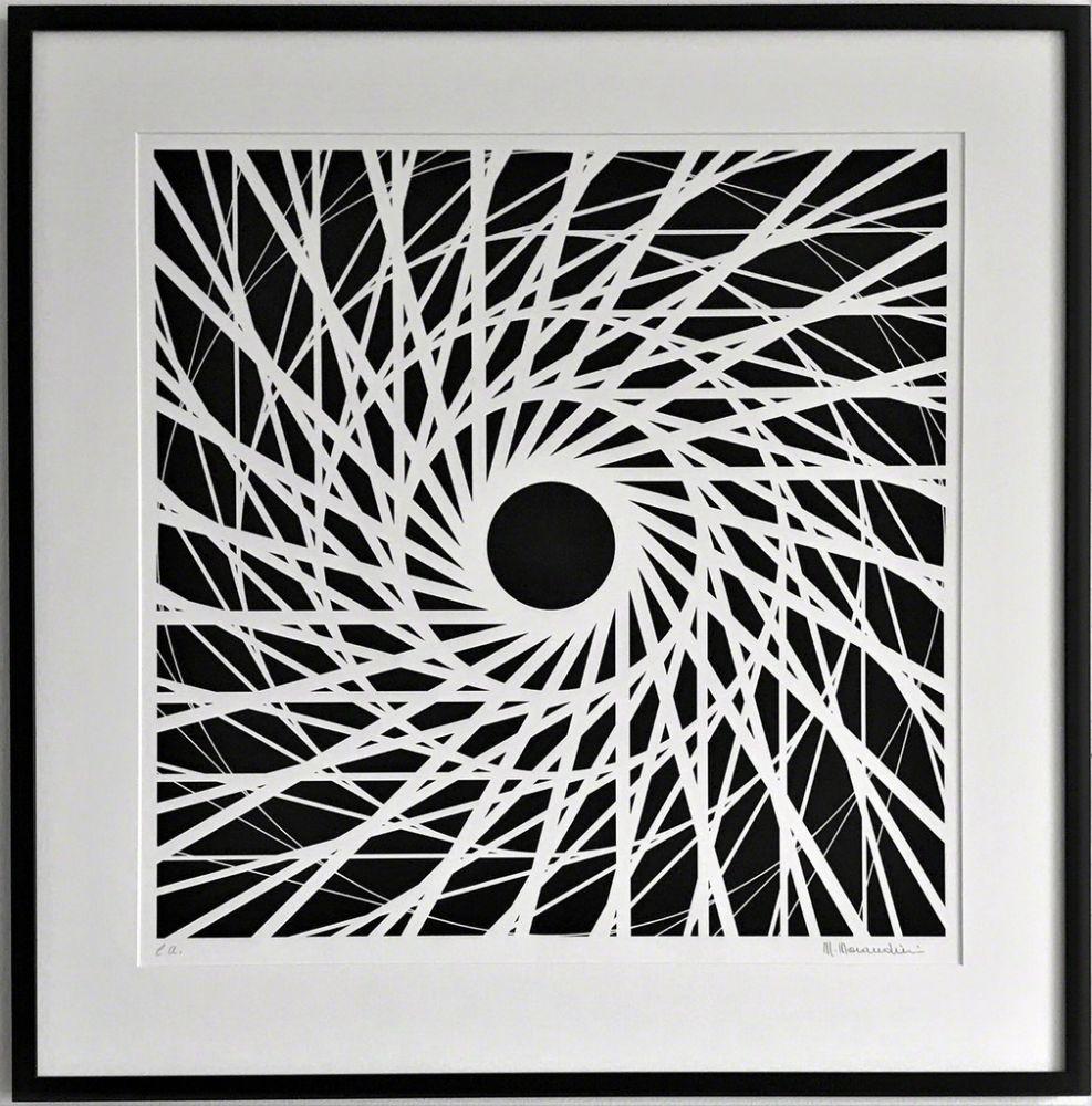 Lithograph Morandi - Composition
