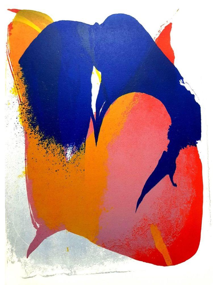 Lithograph Jenkins - Composition