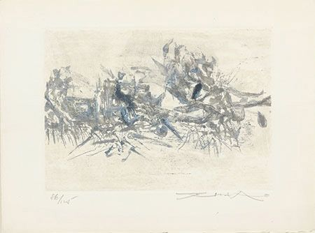 Etching Zao - Composition