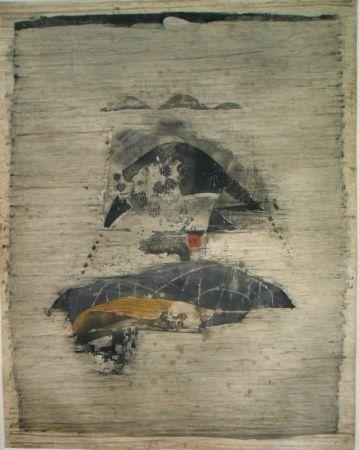 Aquatint Friedlaender - Composition