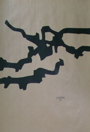 Offset Chillida - Composition