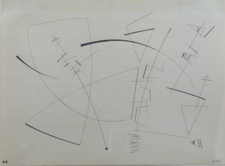 Etching Leppien - Composition