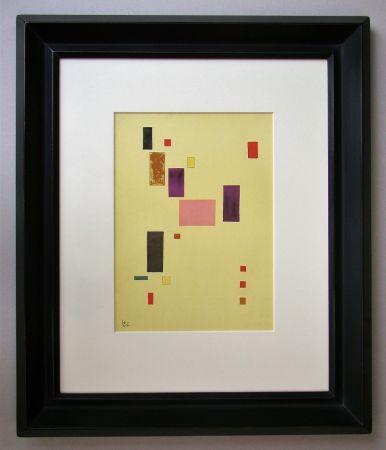 Lithograph Kandinsky - Composition - 1931