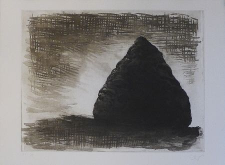 Etching Vilapuig - Composition 1