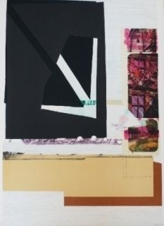 Lithograph Garcia Ponce - Composition 12