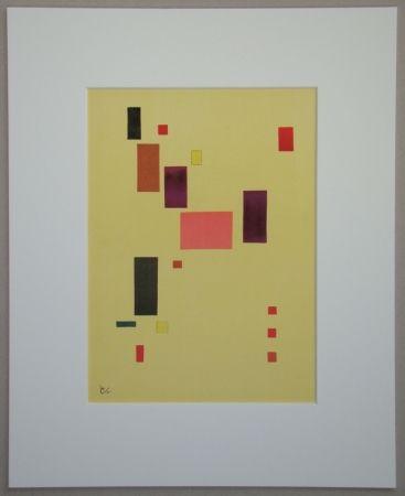 Lithograph Kandinsky - Composition, 1931