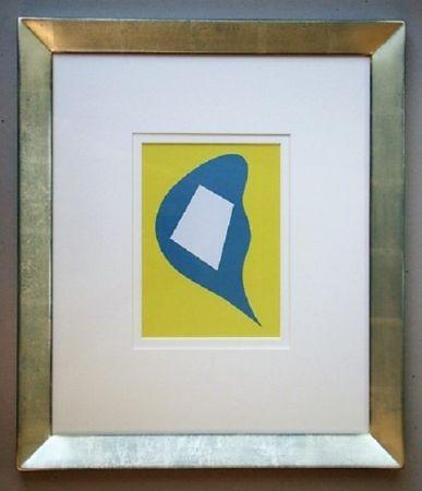 Lithograph Arp - Composition 1959