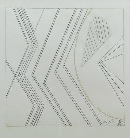 No Technical Bozzolini - Composition 1976