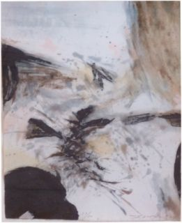 Etching And Aquatint Zao - Composition 263