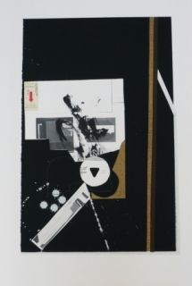 Lithograph Garcia Ponce - Composition 6