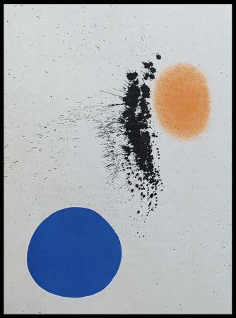 Lithograph Miró (After) - Composition I