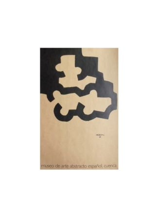Offset Chillida - Composition II
