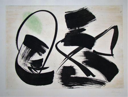 Engraving Schneider - Composition III.