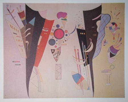 Lithograph Kandinsky - Composition, période parisienne 1934-1944