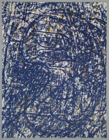 Lithograph Ernst - Composition Pour Xxe Siècle, 1962