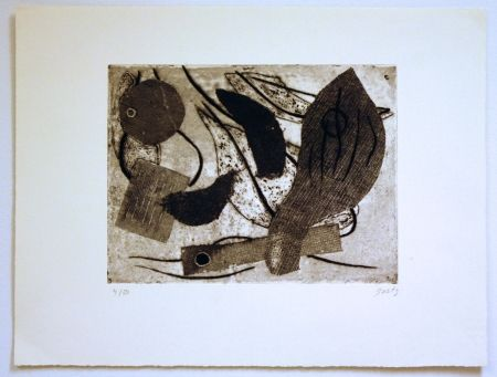 Carborundum Goetz - Composition VI