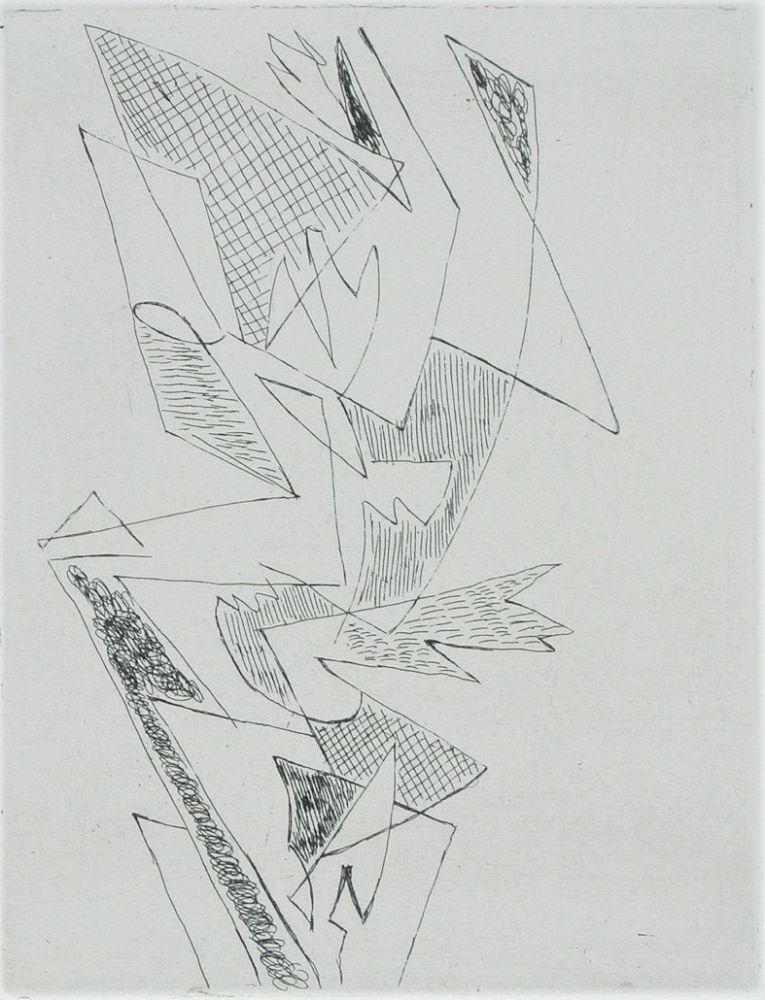 Engraving Severini - Composizione