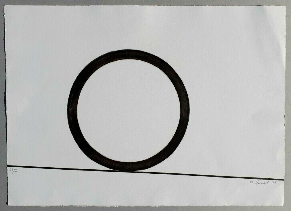 Etching Staccioli - Composizione