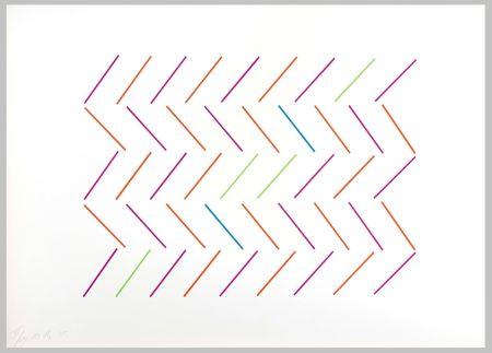Lithograph Nigro - Composizione