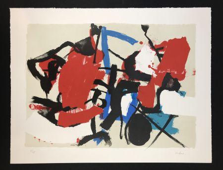 Lithograph Afro - Composizione