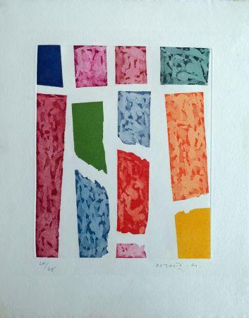 Engraving Dorazio - Composizione 1