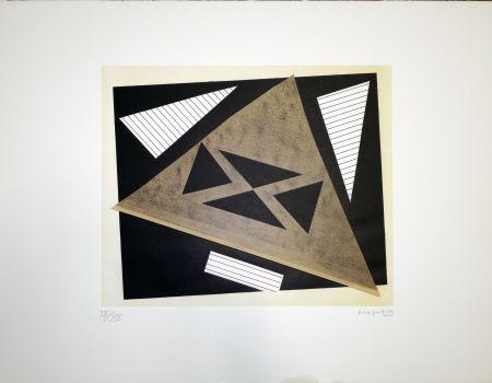 Lithograph Magnelli - Composizione 2