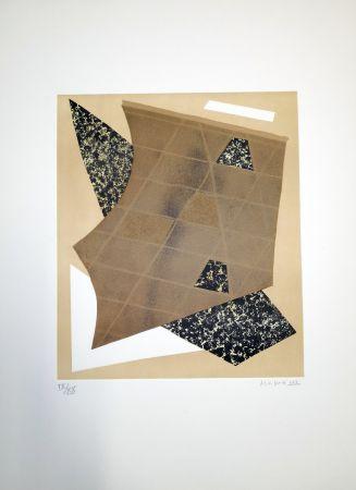 Lithograph Magnelli - Composizione 3